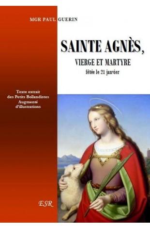 SAINTE AGNÈS, vierge et martyre
