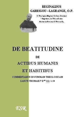 DE BEATITUDINE