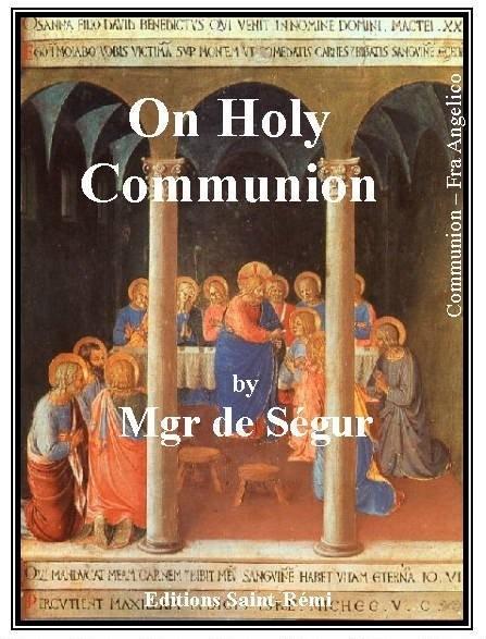 On Holy Communion.