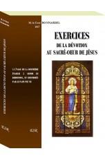 EXERCICES DE LA DEVOTION AU SACRE-CŒUR DE JESUS