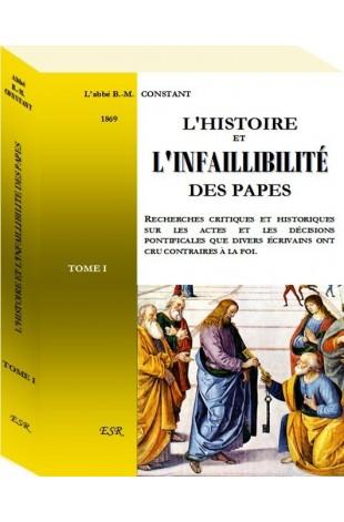 L'HISTOIRE ET L'INFAILLIBILITÉ DES PAPES