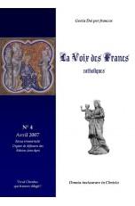 La Voix des Francs n°4