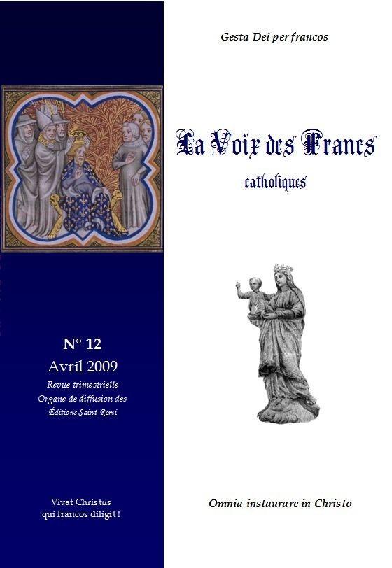 La Voix des Francs n°12
