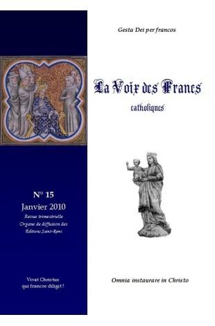 La Voix des Francs n°15
