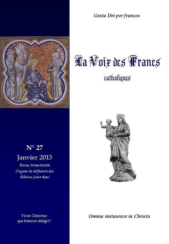 La Voix des Francs n°27