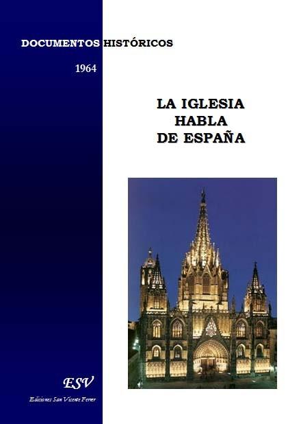 LA IGLESIA HABLA DE ESPAÑA