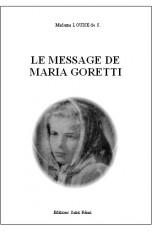 LE MESSAGE DE MARIA GORETTI