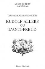 RUDOLF ALLERS OU L'ANTI-FREUD