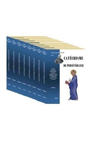 CATECHISME DE PERSEVERANCE