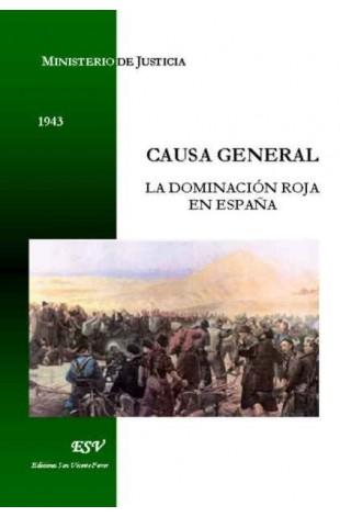 CAUSA GENERAL, LA DOMINACIÓN ROJA EN ESPAÑA
