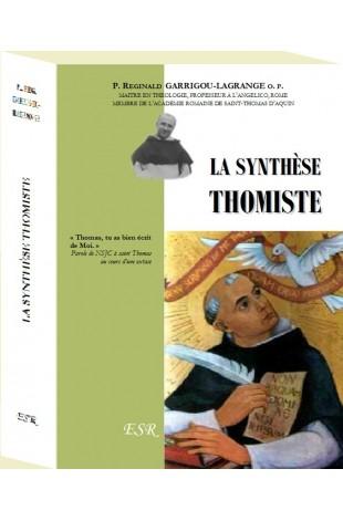 LA SYNTHÈSE THOMISTE
