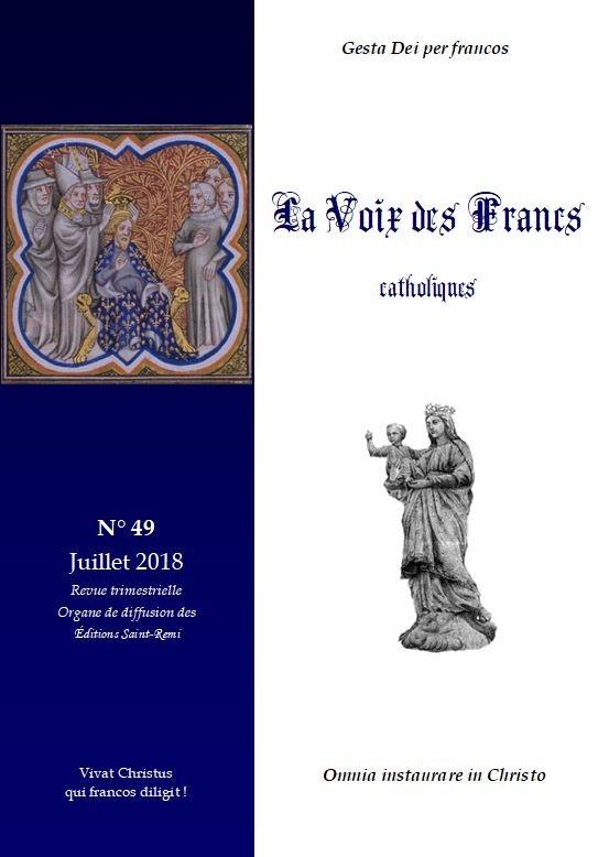 La Voix des Francs Catholiques n°49