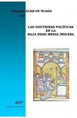 LAS DOCTRINAS POLÍTICAS EN LA BAJA EDAD MEDIA INGLESA