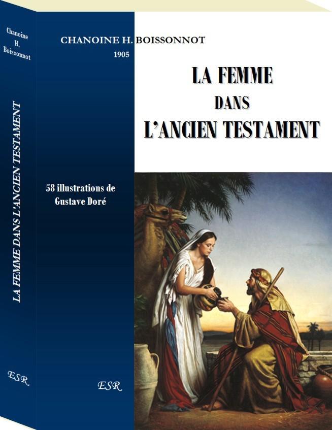 LA FEMME DANS L'ANCIEN TESTAMENT