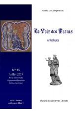 La Voix des Francs Catholiques n°53