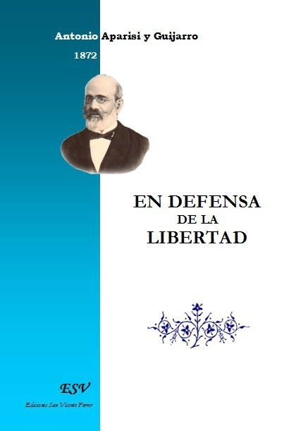 EN DEFENSA DE LA LIBERTAD