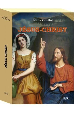 JÉSUS-CHRIST, édition reliée cousue et richement illustrée de 85 tableaux en couleur et 113 gravures.