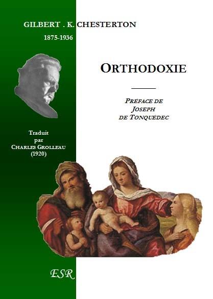 ORTHODOXIE