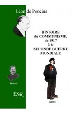 HISTOIRE DU COMMUNISME, DE...