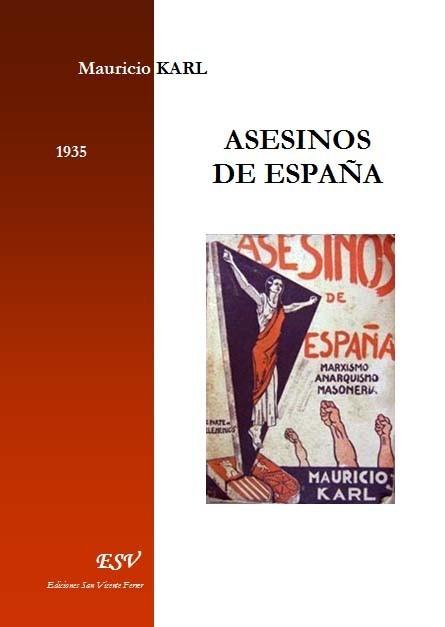 ASESINOS DE ESPAÑA