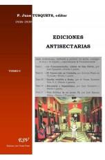 EDICIONES ANTISECTARIAS