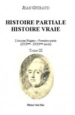HISTOIRE PARTIALE HISTOIRE VRAIE