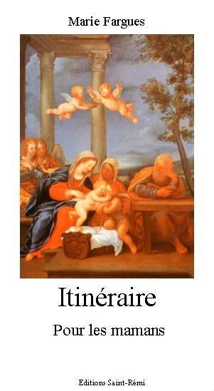 ITINERAIRE POUR LES MAMANS