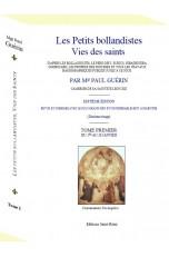 LES PETITS BOLLANDISTES, Vies des Saints