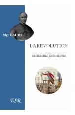 LA REVOLUTION, recherches historiques