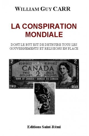 LA CONSPIRATION MONDIALE