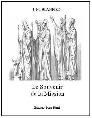 LE SOUVENIR DE LA MISSION