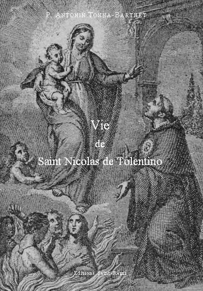 VIE DE SAINT NICOLAS DE TOLENTINO
