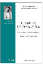 CHARLES DE FOUCAULD, ermite au Sahara.