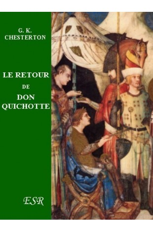 LE RETOUR DE DON QUICHOTTE