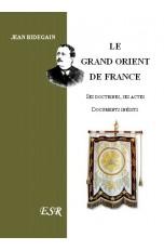LE GRAND ORIENT DE France