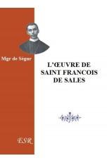 L'ŒUVRE DE SAINT FRANCOIS DE SALES