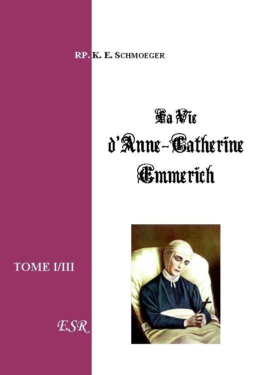 VIE D'ANNE-CATHERINE EMMERICH