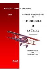 LA MISSION DU PEUPLE DE DIEU, 9ème part. LE TRIANGLE ET LA CROIX.