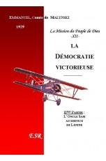 LA MISSION DU PEUPLE DE DIEU, 12ème part. LA DÉMOCRATIE VICTORIEUSE.