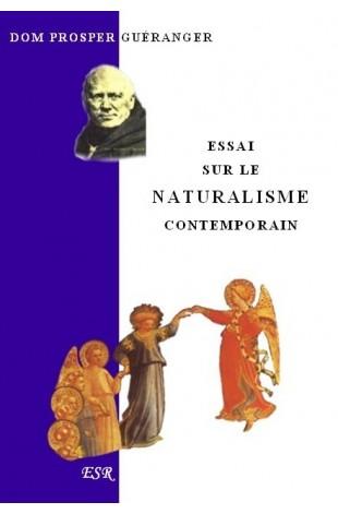 ESSAI SUR LE NATURALISME CONTEMPORAIN