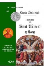 GRANDE CHRISTOLOGIE HISTOIRE DE SAINT CLEMENT DE ROME