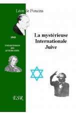 LA MYSTERIEUSE INTERNATIONALE JUIVE