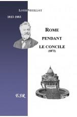 ROME PENDANT LE CONCILE