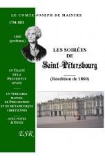 LES SOIREES DE SAINT-PETERSBOURG