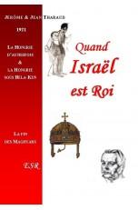 QUAND ISRAEL EST ROI
