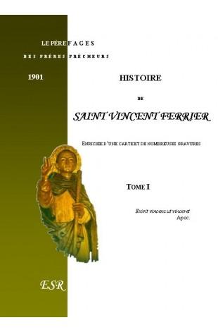 HISTOIRE DE SAINT VINCENT FERRIER