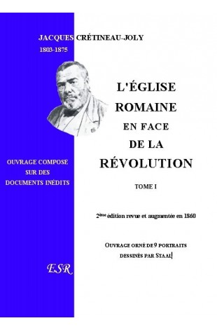 L'EGLISE ROMAINE EN FACE DE LA REVOLUTION