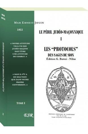 LE PÉRIL JUDÉO-MAÇONNIQUE