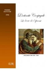 L'INTIMITE CONJUGALE - LE LIVRE DE L'EPOUSE