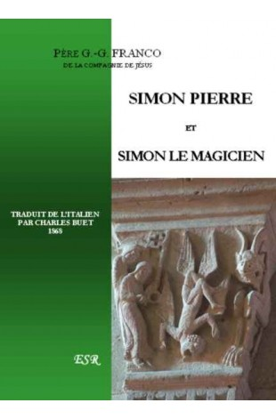 SIMON PIERRE ET SIMON LE MAGICIEN